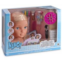 Nancy un dia de secretos de belleza - Rubia