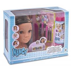 Nancy un dia de secretos de belleza - Morena