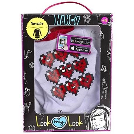 Nancy conjunto de ropa - Blanco