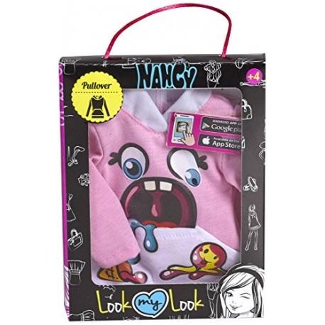 Nancy conjunto de ropa - Rosa