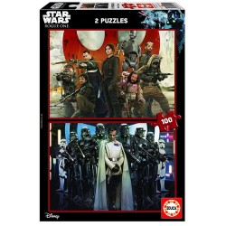 Puzzle Star Wars: Rogue One 2x100