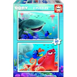 Puzzle Buscando a Dory - 2x20