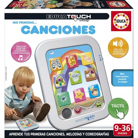 Educa Touch Baby - Mis primeras canciones