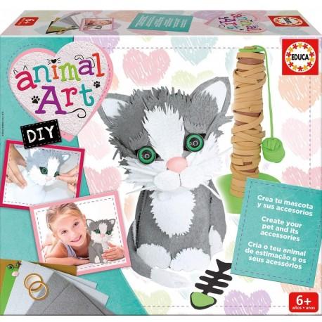 Animal Art - Gatito