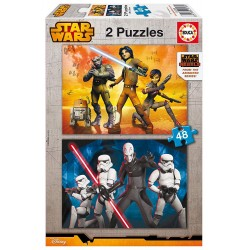 Puzzle Star Wars Rebels - 2x48