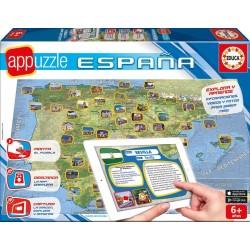 Appuzzle España - 150 pcs