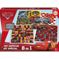 Set especial Cars 8 en 1