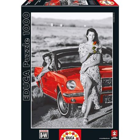 Puzzle Country Romance - 1000 pcs