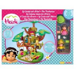Heidi La casita del árbol