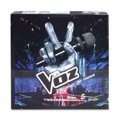 La Voz, el juego de mesa