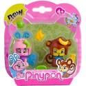 Pinypon mascotas – Mariposa y mono