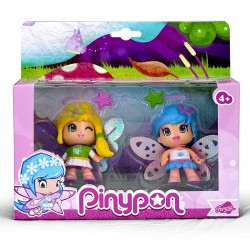 Pinypon Hadas - Pack 2 figuras