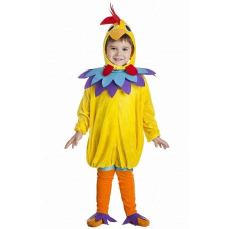 Disfraz Pollo 5-6 años