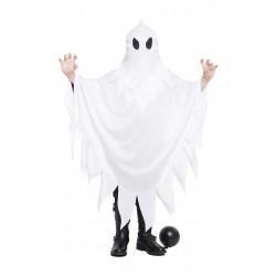 Disfraz fantasma 5-6 años
