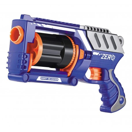 Pistola Soft Dardos - Dart Rapid Fire Zero