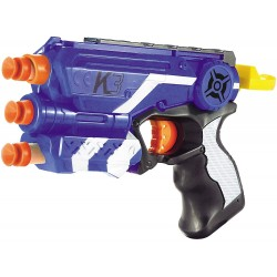 Pistola Soft Dardos - Dart Blaster K3