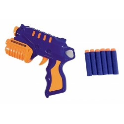 Pistola Soft dardos - Dart Blaster Power Saw