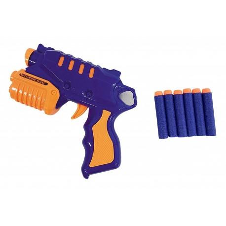 Pistola Soft dardos - Dart Blaster Power Saw