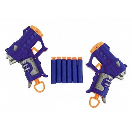 Pistola Soft Dardos - Dart Blaster Double