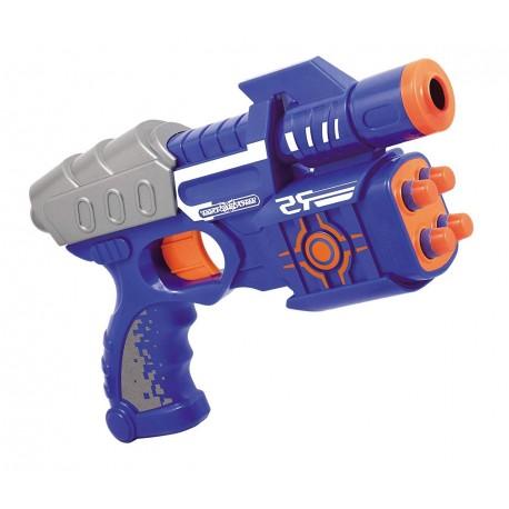 Pistola Soft Dardos - Dart Rapid Fire R5