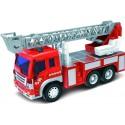 Camión bomberos 1:16 luz y sonidos