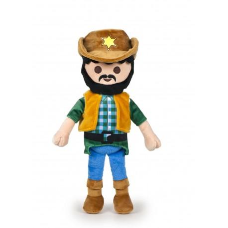 Peluche Vaquero 30cm - Playmobil