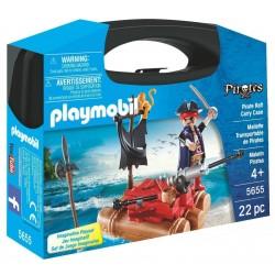 Playmobil maletín pirata