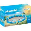 Playmobil piscina de acuario