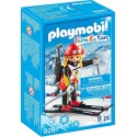 Playmobil atleta femenina