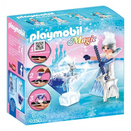 Playmobil princesa Cristal de hielo