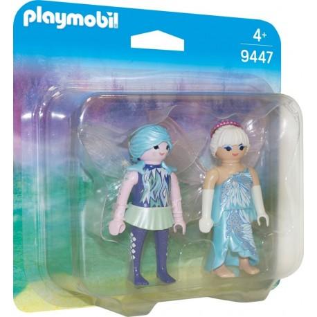 Playmobil hadas del Invierno