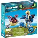 Playmobil Astrid con Globoglob