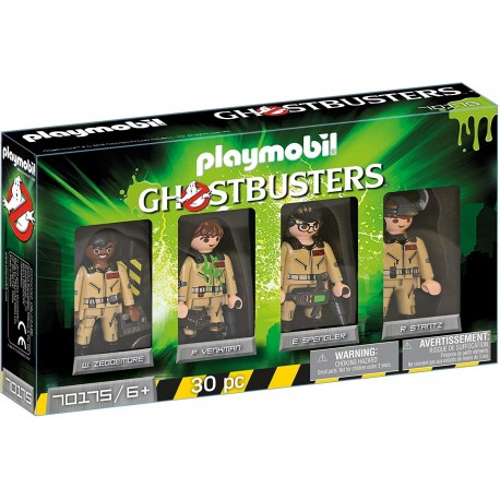 Playmobil Ghostbusters™ Set de Figuras
