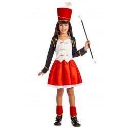 Disfraz majorette 5-6 años