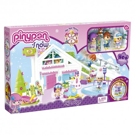 Pinypon Casa de nieve