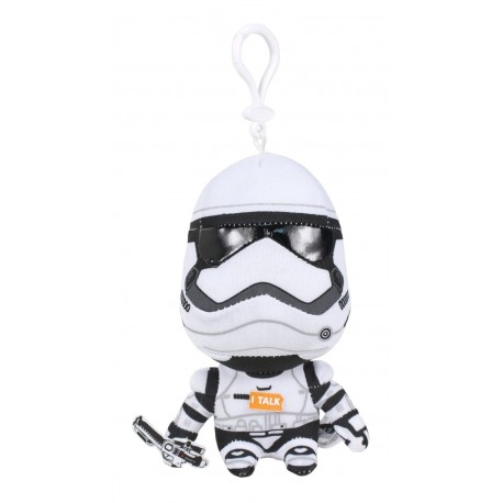 Star Wars - Peluche Storm Trooper 11cm