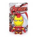 Peluche/llavero Marvel 11cm sonidos - Ironman