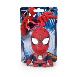Peluche/llavero Marvel 11cm sonidos - Spiderman