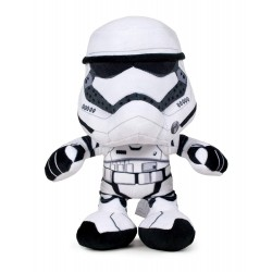 Peluche Star Wars 17cm - Trooper white