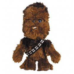 Peluche Star Wars 17cm - Chewbacca