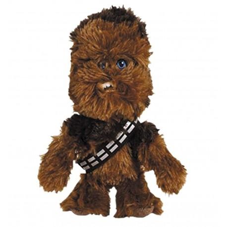 Peluche Star Wars 17cm - Chewbacca