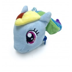 My Little Pony Monedero Colgante 8cm - Rainbow