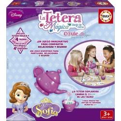 La tetera mágica de Sofía
