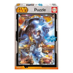 Puzzle Star Wars - 500 pcs educa (16167)