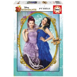 Puzzle Los Descendientes - 200 pcs