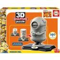 Puzzle 3D Escultura Minion