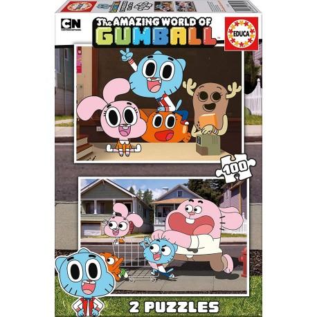 El asombroso mundo de Gumball - 2x100