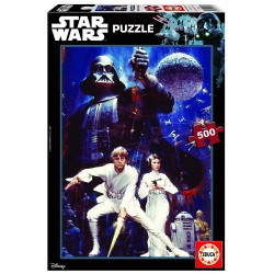 Puzzle Star Wars Ep. IV - 500 pcs