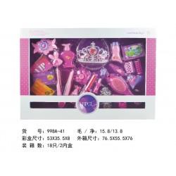 Set caja accesorios princesas