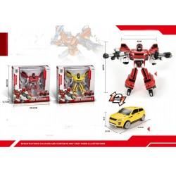 Transformer coche
